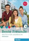 Beste Freunde B1/2: Arbeitsbuch mit CD-ROM - Lena Töpler