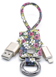 Mizoo K2-02m micro USB klíčenka - Mizoo
