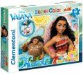 Maxi Puzzle Odvážná Vaiana - 24 dílků -