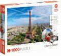 Puzzle Virtuální realita: Paříž - 1000 dílků -