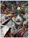 Zápisník Paperblanks - Revolution - Ultra nelinkovaný - Hartley & Marks