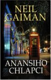 Anansiho chlapci - Neil Gaiman