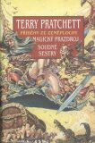 Magický prazdroj Soudné sestry - Terry Pratchett