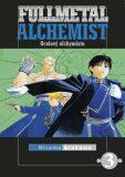 Fullmetal Alchemist - Ocelový alchymista 3 - Hiromu Arakawa