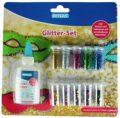 Lepidla glitter glue  11ks - STYLEX