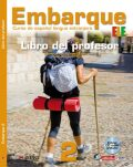 Embarque 2 Příručka učitele + CD - Montserrat Alonso Cuenca, ...
