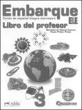 Embarque 3 Příručka učitele + CD - Montserrat Alonso Cuenca, ...
