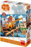 Maxi puzzle Tatra - 24 dílků - Dino Toys