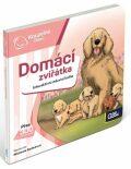Kouzelné čtení - Minikniha Domácí zvířátka - neuveden