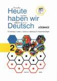 Heute haben wir Deutsch 2 - Učebnice - Jirco