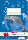 Školní sešit - A5, linkovaný, 16 listů - Herlitz