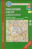KČT 88 Pavlovské vrchy a Dolní Podyjí 1:50 000 - Klub českých turistů