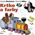 Krtko a farby - Zdeněk Miler, ...