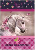 Desky na ABC kůň - Karton P+P