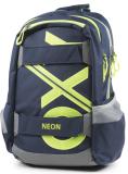 Studentský batoh OXY sport BLUE LINE Green - Karton P+P