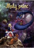 Malý princ a Hadova planeta - Antoine de Saint-Exupéry