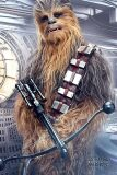 Plakát Star Wars Episode VIII Chewbacca Bowcaster 61 x 91 cm - Pyramid International