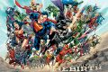Plakát Justice League Rebirth 61 x 91 cm - Pyramid International