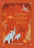 A Journey to the Center of the Earth (Barnes & Noble Children's Leatherbound Classics) - Jules Verne