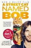 A Street Cat Named Bob - James Bowen