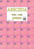 ABECEDA - Pexeso česky - rusky - Albra