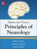 Adams & Victor´s Principles of Neurology 10th Ed. - neuveden
