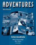 Adventures Intermediate Workbook - Ben Wetz