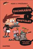 Agus a príšerky 2 Zachráňme Nautilus! - Jaume Copons