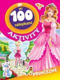 Aktivity so 100 nálepkami Princezné - FONI book