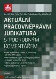 Aktuální pracovněprávní judikatura - Petr Hůrka,  Michal Vrajík, ...