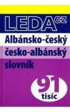 Albánsko-český a česko-albánský slovník - Virgjil Monari, Hana Tomková