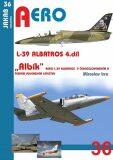 Aero - č.36 Albatros L-39 4.díl - Miroslav Irra