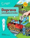 ALBI KČ Samolepková knížka Doprava - ALBI