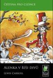 Alenka v říši divů - Lewis Carroll, Petra Sůvová