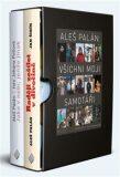 Aleš Palán + Všichni moji samotáři - dárkový box (komplet) s audioknihami - Aleš Palán, Jan Šibík