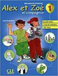 Alex et Zoé 1: Livre de l´éleve + CD-ROM - Colette Samson