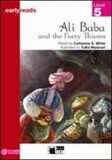 Ali Baba and 40 Thieves (Black Cat Readers Level Early Readers 5) - Catherine E. White