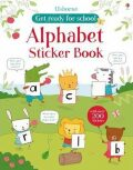 Alphabet Sticker Book - Jessica Greenwell