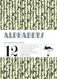 Alphabets (Gift Wrapping Paper Book) - Pepin van Roojen