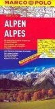 Alpy/mapa 1:800T - Kolektiv autorů
