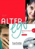 Alter Ego 3 Učebnice - kolektiv autorů