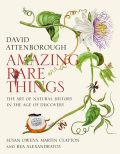 Amazing Rare Things: The Art of Natural History in the Age of Discovery  - Attenborough