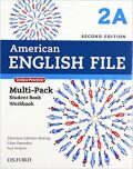 American English File 2 Multipack A with Online Practice (2nd) - Clive Oxenden, ...