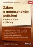 Zákon o nemocenském pojištění s komentářem a příklady 2018 - Jan Přib, Marta Ženíšková