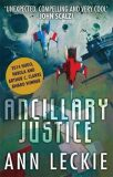 Ancillary Justice - Ann Leckieová