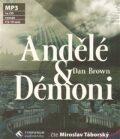 Andělé a démoni (zkrácená verze) - Dan Brown