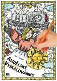 Andělské antistresové vymalovánky - Lukášová Dora