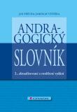 Andragogický slovník - Jan Průcha, Jaroslav Veteška