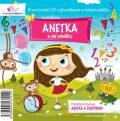 Anetka a její písničky - Milá zebra