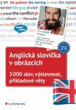 Anglická slovíčka v obrázcích - 3000 slov, výslovnost, příkladové věty - Martin Waller, Knieper Arndt